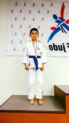 Milan judo club boos