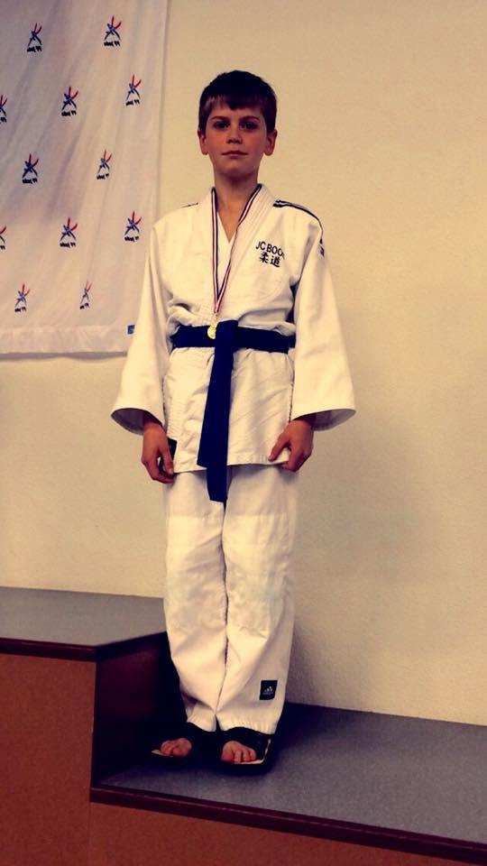 Raphaël judo club boos