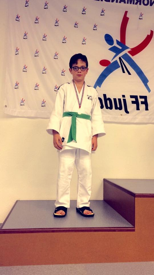 Léo judo club boos