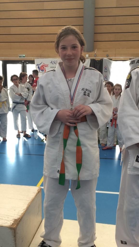judo club boos 76 résultats compétition