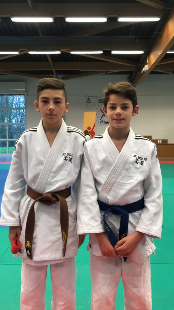 competition judo club boos 76