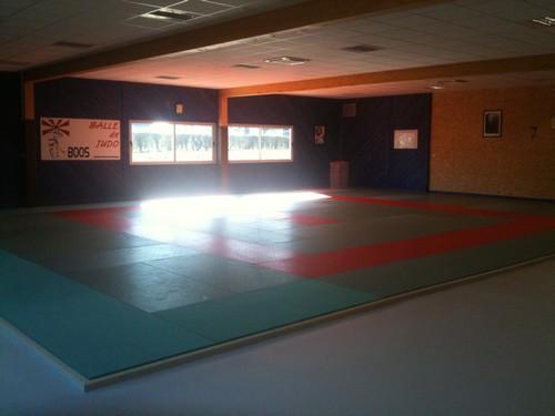 salle judo boos rouen club