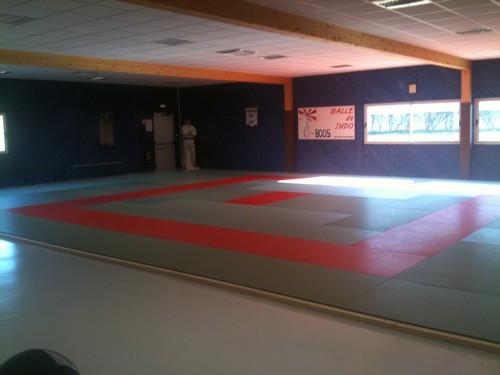 club judo boos rouen