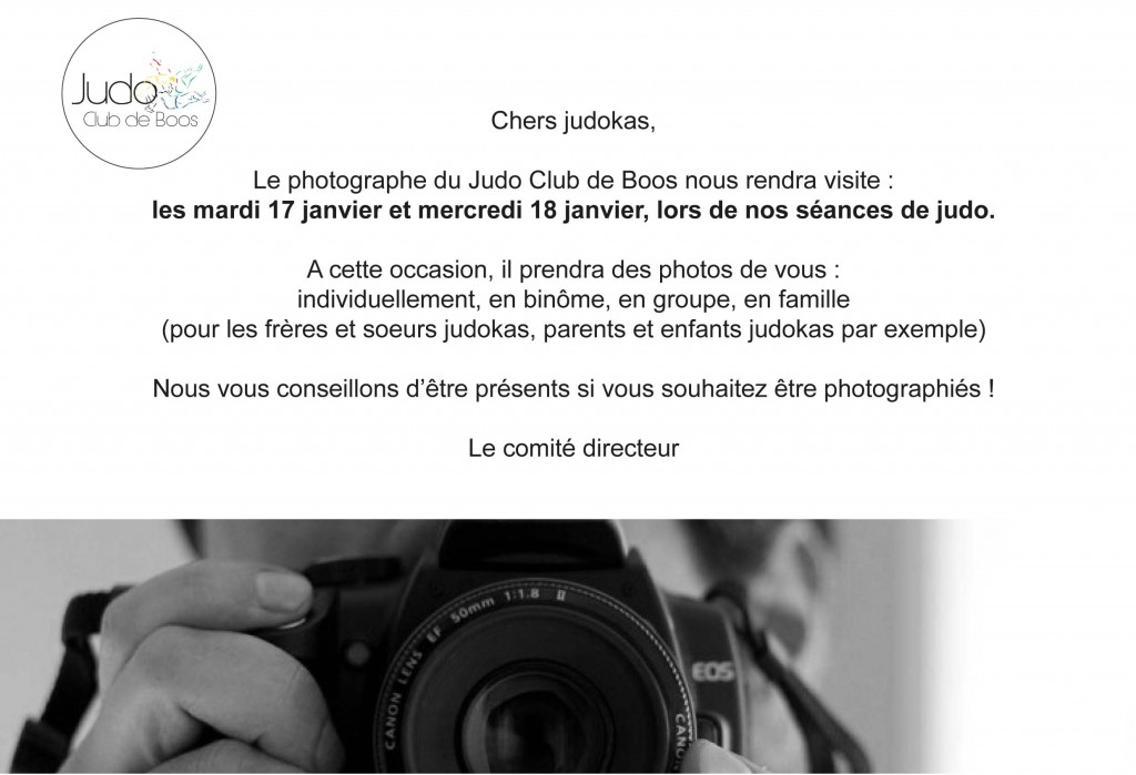 judo club boos 76 photographe