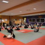 judo club boos zoé manger la vie